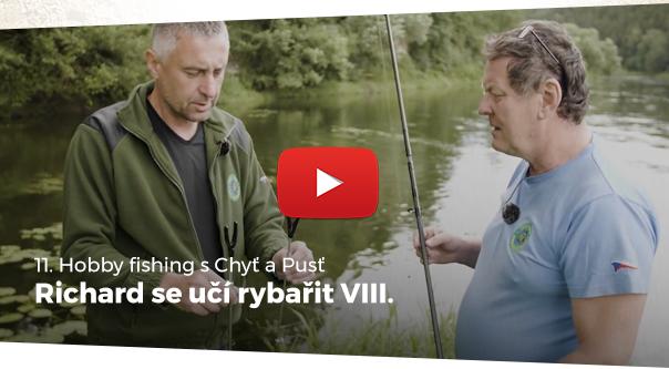 Chyť a Pusť - vše pro rybáře