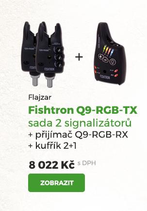Flajzar Fishtron Q9-RGB-TX signalizátory