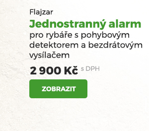 Flajzar Jednostranný alarm pro rybáře