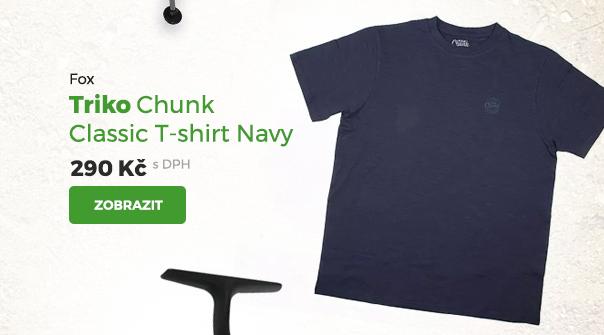Tričko Fox Chunk Classic