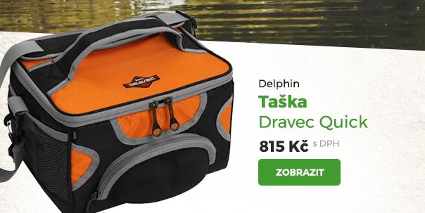 Taška Delphin Dravec Quick