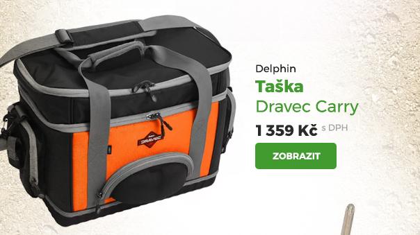 Taška Delphin Dravec Carry