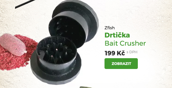 Drtička Zfish Bait Crusher