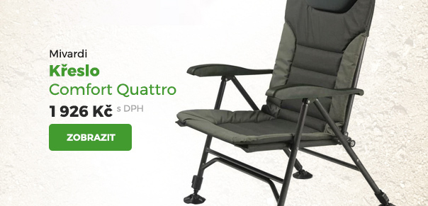Mivardi křeslo Comfort Quattro