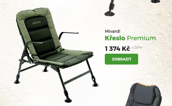 Mivardi křeslo Premium