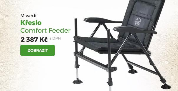 Mivardi křeslo Comfort Feeder
