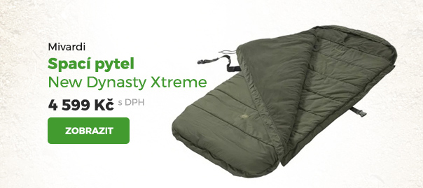 Mivardi spací pytel New Dynasty Xtreme