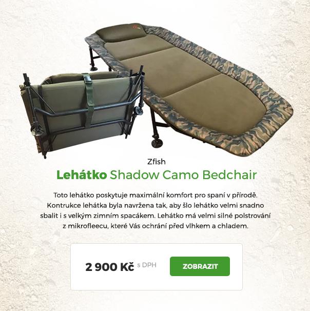 Lehátko Shadow Cmo Bedchair