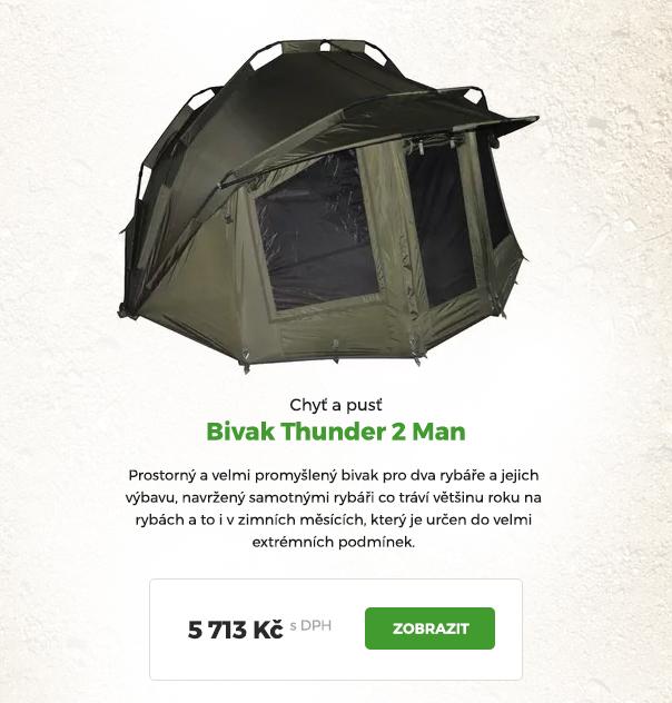 Bivak Thunder 2 Man