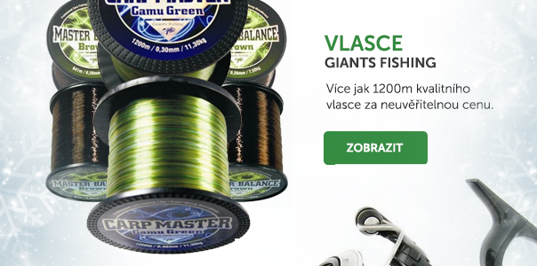 Vlasce Giants Fishing