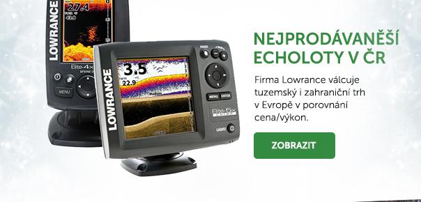 Nejprodávanější echoloty v ČR