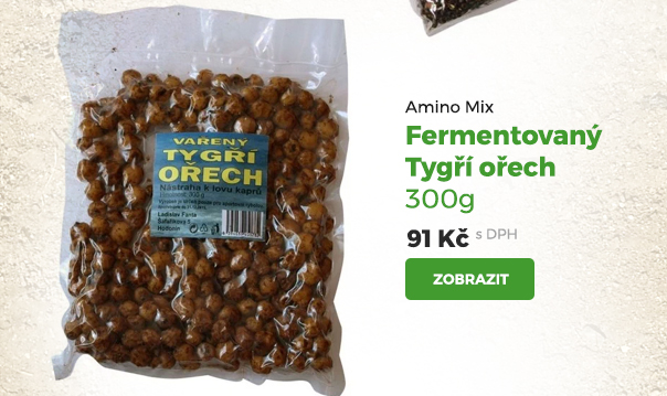 Amino Mix fermentovaný tygří ořech