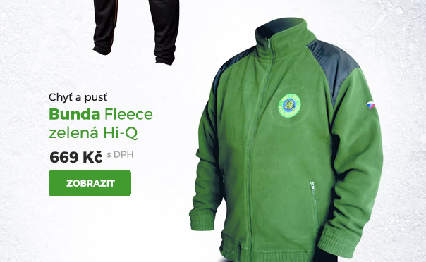 Bunda Fleece Hi-Q