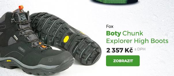 Fox boty Chunk Explorer