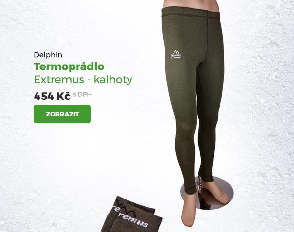 Delphin termoprádlo Extremus
