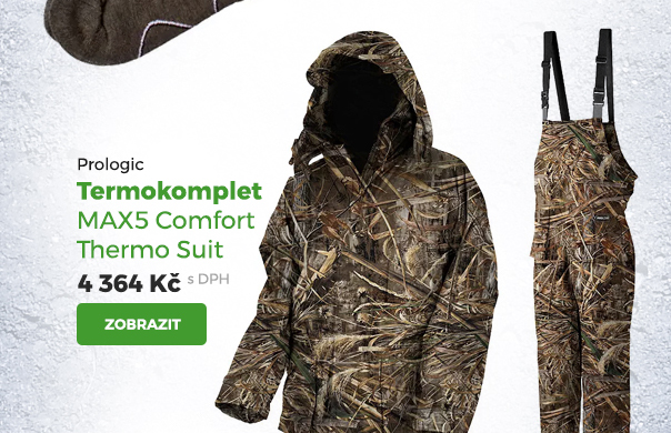 Prologic termokomplet MAX5 Comfort Thermo Suit