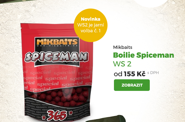 Mikbaits Biolie Spiceman