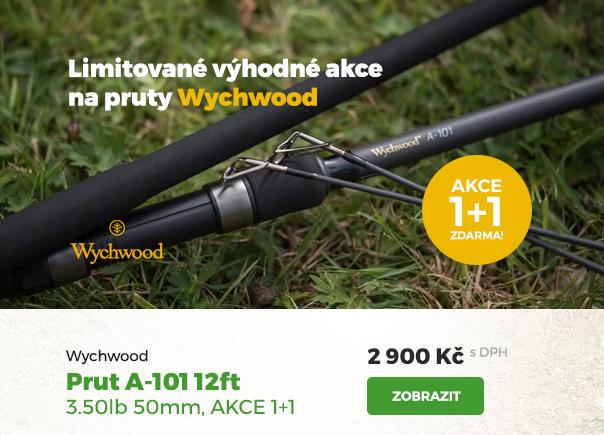 Rybářské pruty Wychwood