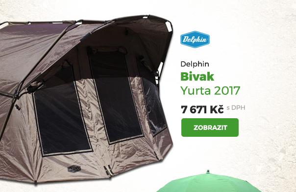 Delphin Bivak Yurta 2017