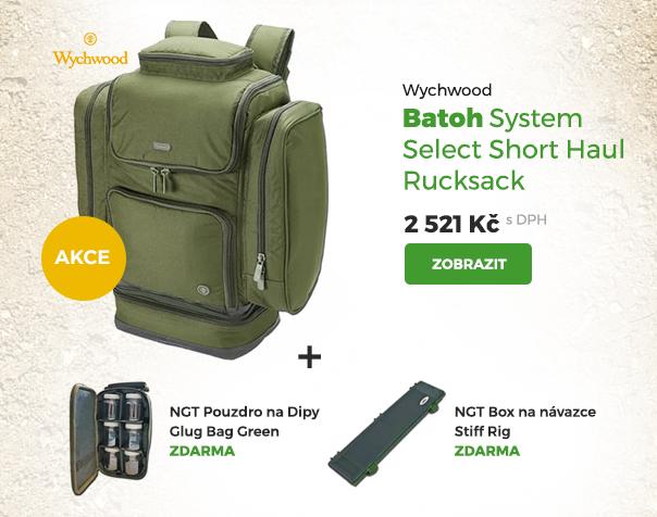 Wychwood batoh System Select Short Haul Rucksack