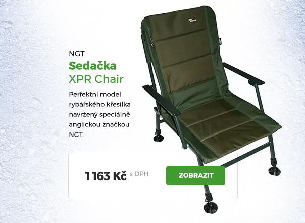Sedačka NGT XPR
