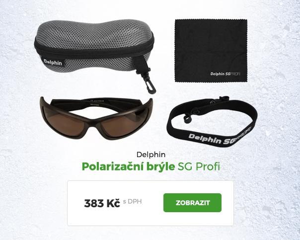 Polarizační brýle Delphin SG Profi