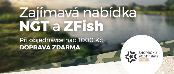 Nabídka NGT a ZFish