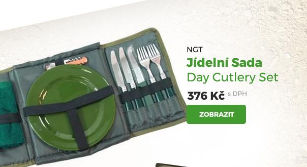 NGT jídelní sada Day Cutlery Set