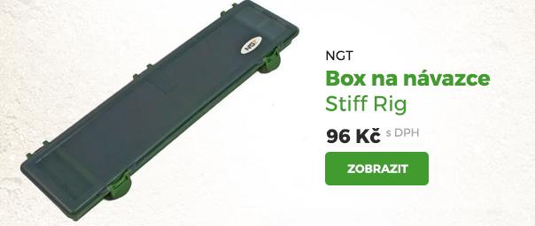 NGT box na návazce Stiff Rig
