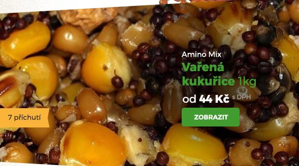 Amino Mix vařená kukuřice