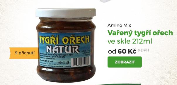 Amino mix vařený tygří ořech