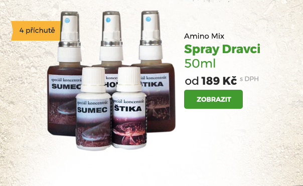 Amino Mix Sprej dravci