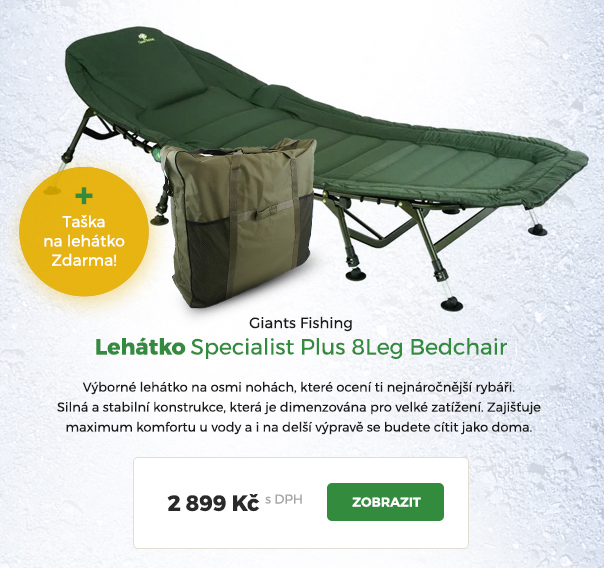 Lehátko Giants Fishing Specialist Plus