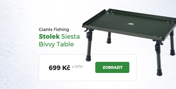 Stolek Giants Fishing Siesta Bivvy