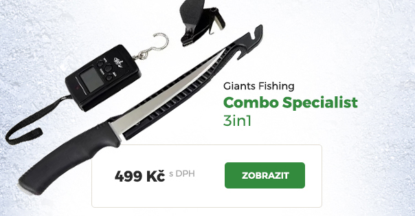 Nůž Giants Fishing Combo Specialist