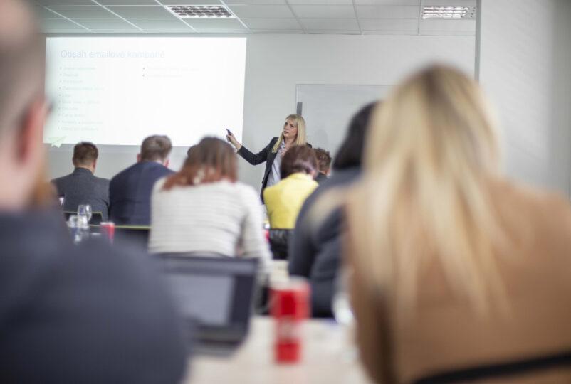 Školení digitálního marketingu