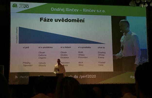 Přednáška Ondřeje Ilinčeva
