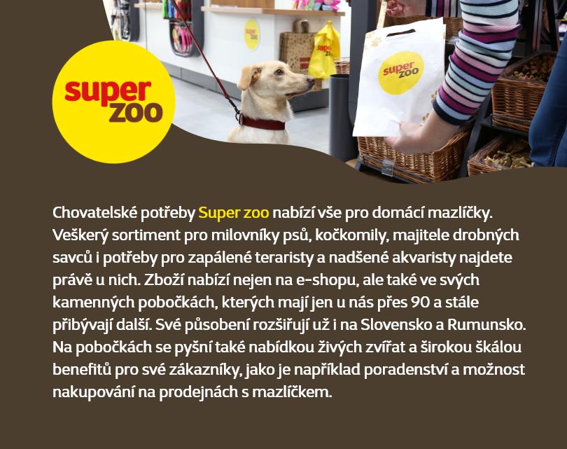 Představení Super zoo